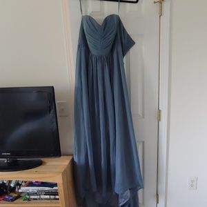 Weddingtonway bridesmaid dress